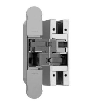 Дверная петля скрытого монтажа 1080glass CEAM для стеклянных дверей